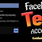 Facebook Test Account