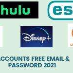 Free NordVpn DisneyPlus Hulu and Many More Accounts For Free 2021