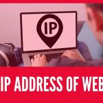 Find IP of Website | Get IP Address from Domain Name