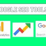 Google SEO TOOLS List