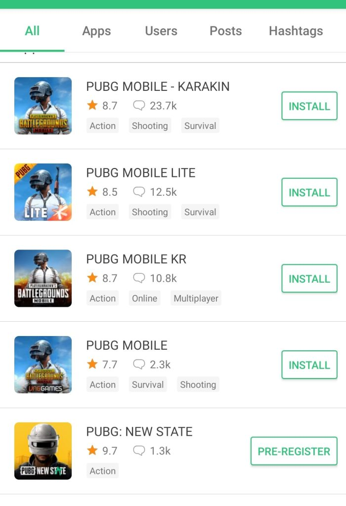 How to Install PUBG using ApkPure